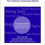 "Jeremiah Owyang's pillar article ""The Irrelevant Corporate Website"" now in Hebrew"